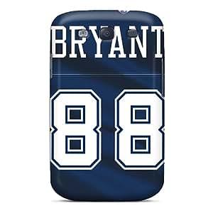 Premium Dallas Cowboys Heavy-duty Protection Case For Galaxy S3