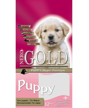 blackgold Puppy 12 kg. – I think for Puppies