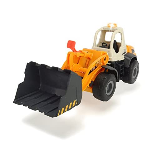 Dickie Toys 203726000 - Tractopelle