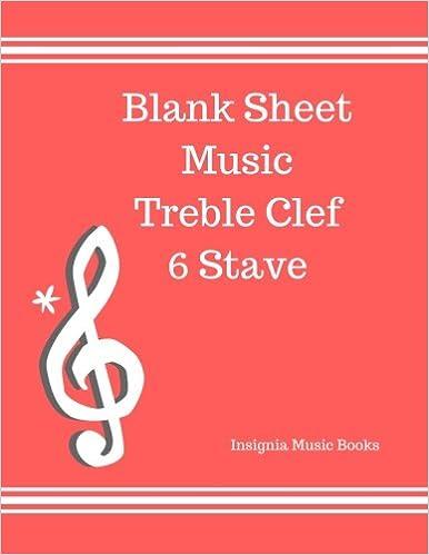online blank sheet music creator