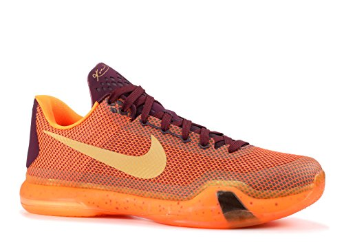 NIKE Men's Kobe X Low Basketball Sneakers Shoes – DiZiSports Store