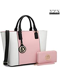 collection Fashion Designer Satchel handbags with wallet~ Purse for Women