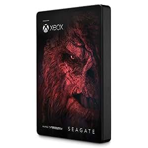 Seagate Game Drive for Xbox, 2TB Halo Wars 2 Edition (STEA2000410)