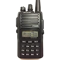 PUXING PX-888K Dual Band VHF 136-174 & UHF 400-480Mhz 5W 8 Groups Scrambler Handheld Amateur Two Way Radio(Black)