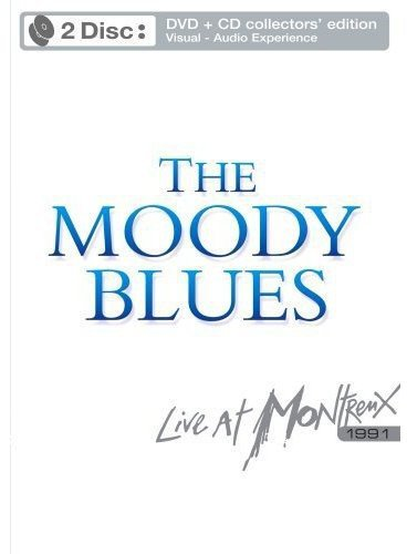The Moody Blues - The Moody Blues: Live at Montreux 1991 (With CD, 2PC)