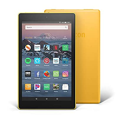 "All-New Fire HD 8 Tablet | Hands-Free with Alexa | 8"" HD Display"