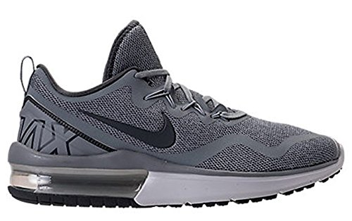NIKE Men's Air Max Fury Running Shoe Wolf GreyDark GreyStealth Size 8 M US