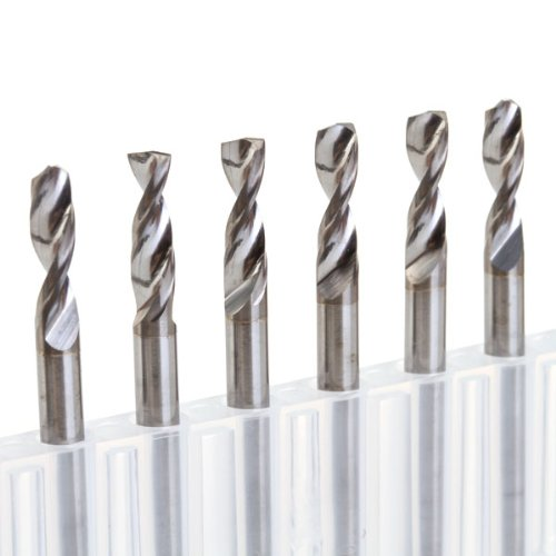 10pcs Carbide PCB End Mill Endmill 3.2mm