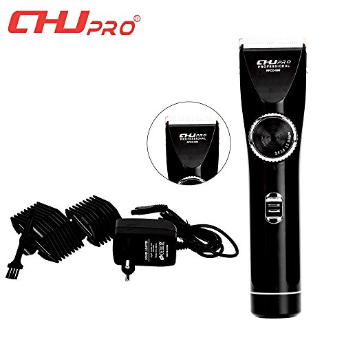 CHJPRO-999 High Performance Electric Clippers shaver All-in-1 Lithium Powered Grooming Kit, Trimmer (5Pieces) For Kid, for Man
