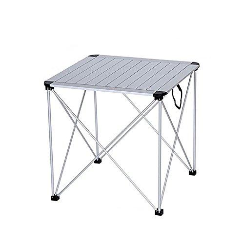 MCCOutdoor-portable Aluminium Klapptisch Tisch Großhandel erweiterte Picknick Tisch Anzeige Tabelle stall