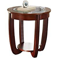 Steve Silver Company London End Table, 24 x 30 x 25