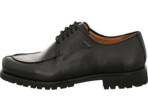 FRETZ men 5974.8071-51 - Zapatos de cordones de Piel para hombre negro