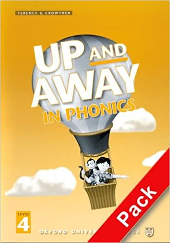 Book Up and Away in Phonics: Up and Away in Phonics 4: Book and Audio CD Pack Book and Audio CD Pack 4