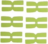 DYNWAVE 6X Adhesive Tape Balance Strip Bar Add Power Weight to Tennis Racket Racquet