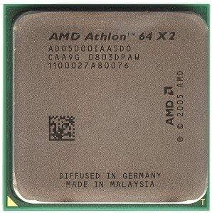 Processor Ado5000iaa5do Amd Athlon 64 X2 5000 Cpu Processors