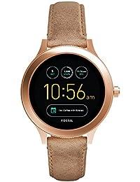 Gen 3 Smartwatch - Q Venture Sand Leather FTW6005