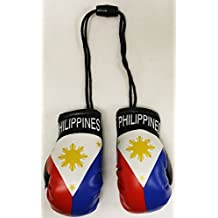 Philippines - Mini Boxing Gloves