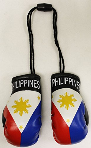 Philippines - Mini Boxing Gloves