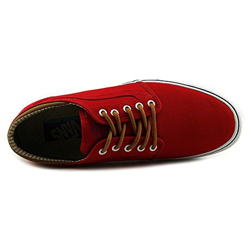 Vans Zapatos M Trig Red/White 10d