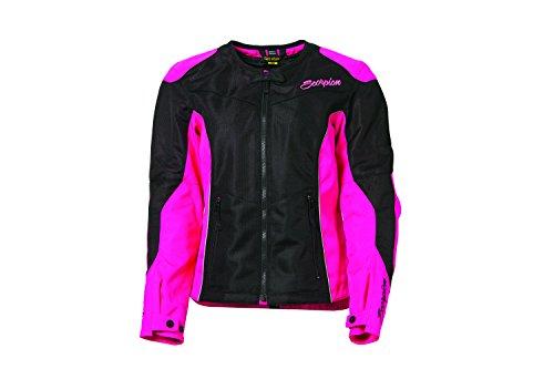 ScorpionExo Verano Women's Textile Sport Motorcycle Jacket (Pink, XX-Large) by Scorpion (Image #3)
