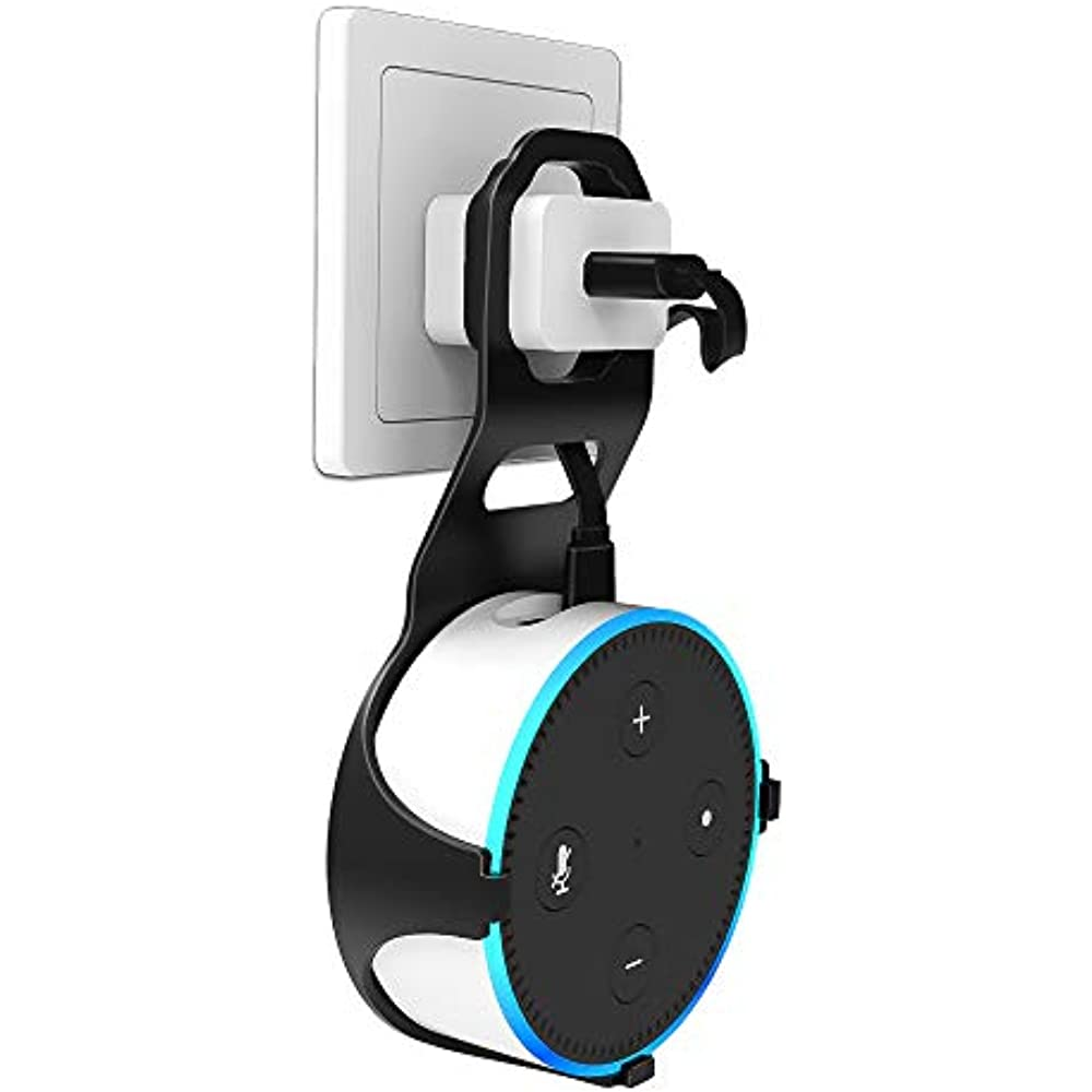 Speaker Mounts Outlet Wall Hanger Stand For Home Voice