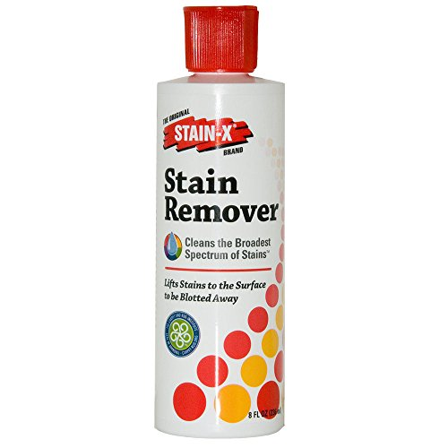 STAIN X CARPET SPOT REMOVER 2- 8 OZ BOTTLES