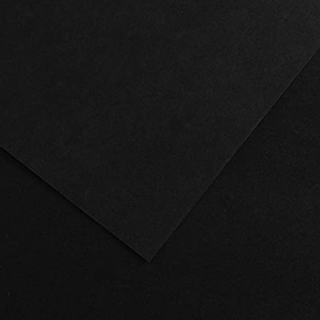 Canson Iris Vivaldi A4 185 gsm Smooth Colour Paper Ultramarine Pack of 50 Sheets