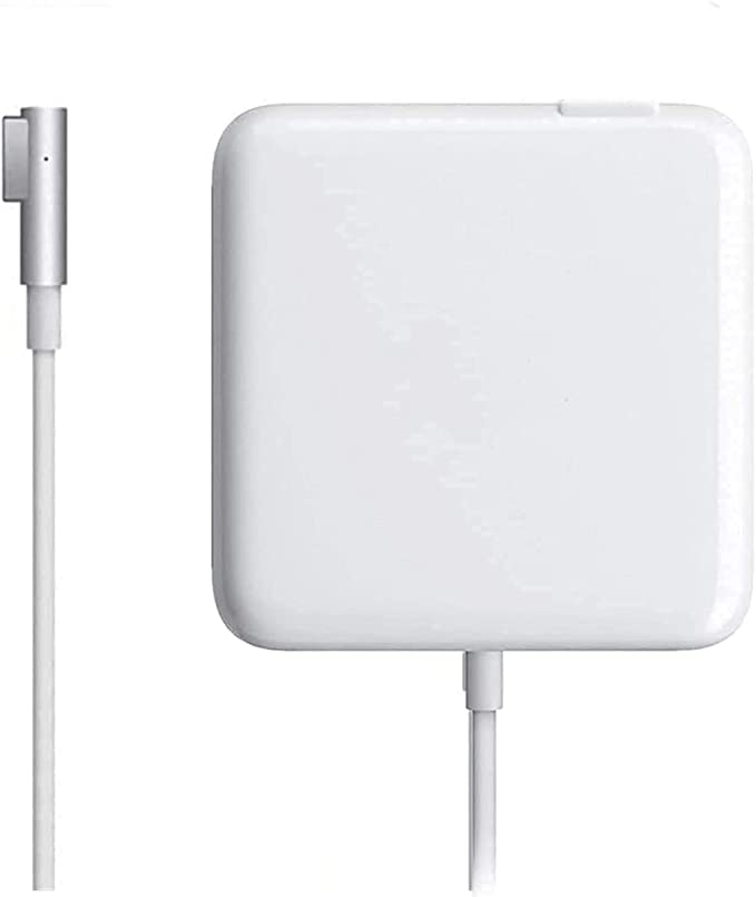 Replacement Charger for Mac Book Pro Charger, 60W L-Type Power Adapter Charger for Mac Book and 13-inch Mac Book Pro (Before Mid 2012)   Amazon