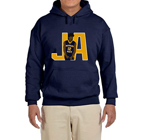 Peg Leg Shirts Navy Murray State JA Hooded Sweatshirt Adult Small