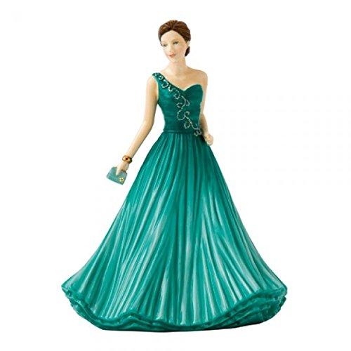(Royal Doulton Charms Four Leaf Clover Figurine)