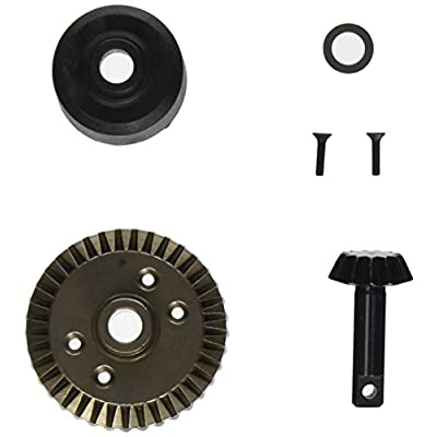 Traxxas 4981 Differential Carrier with 13-T Pinion and 37-T Ring Gears: Toys & Games