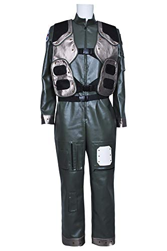 (Battlestar Cosplay Costume Galactica Flightsuit Viper Pilot Uniform Custom)