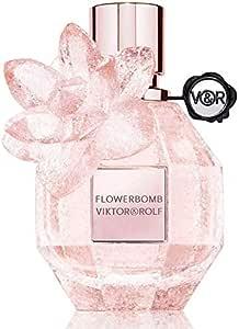 Flowerbomb Pink Crystal Limited Edition by Viktor & Rolf for Women - Eau de Parfum, 50ml