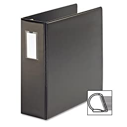 CRD18751CB - Cardinal EasyOpen Reference Binder with Locking Slant-D Rings