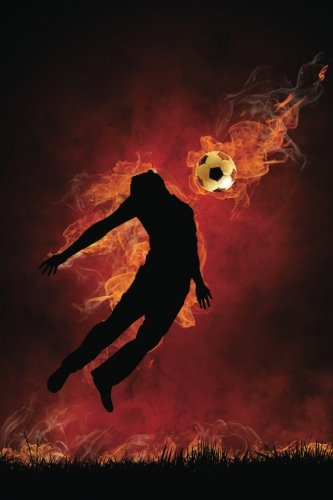 Football, Soccer Notebook (Sports 150 Lined) (Volume 4)