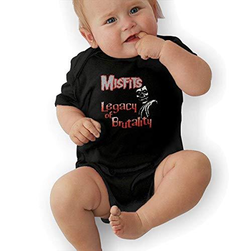 JRMM Misfits- Legacy of Brutality Unisex Funny Infant Romper Baby GirlVest -
