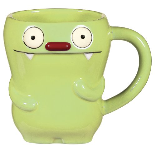 Uglydoll Big Toe 10 Ounce Ceramic