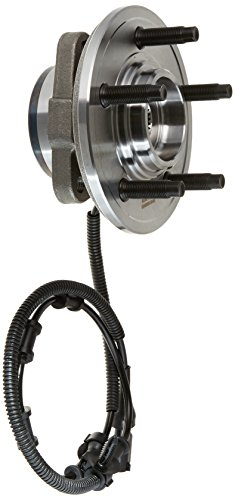 WJB WA515050HD Heavy Duty Version Heavy Duty Version Front Wheel Hub Bearing Assembly Cross Timken SP470200 Moog 515050 SKF BR930456, 1 Pack