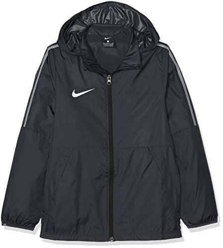 Nike Youth Soccer Park 18 Rain Jacket (Youth Large) Black (Nike Boy Coat)