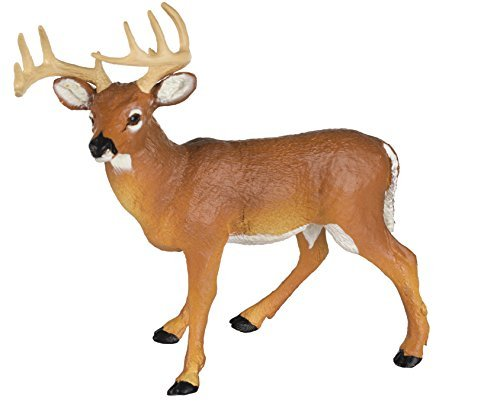 Safari Ltd  Wild Safari North American Wildlife Whitetail Buck -