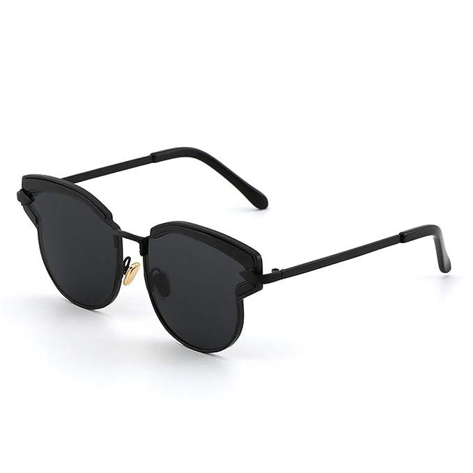 NIFG Gafas de sol europeas y americanas de la protección ...