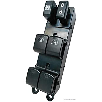 For Nissan Titan 2004-2014 Standard DWS-351 Intermotor Rear Power Window Switch