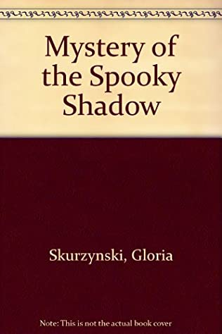 book cover of The Mystery of the Spooky Shadow