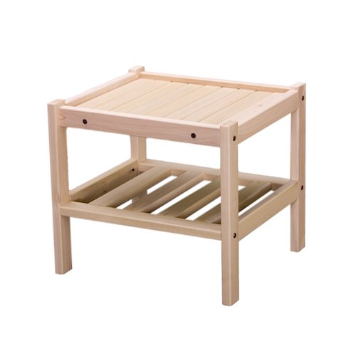 KD Frames Bedside Table (Futon Table Bedside)