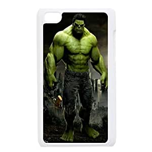 iPod Touch 4 Cell Phone Case White Hulk NF6035693
