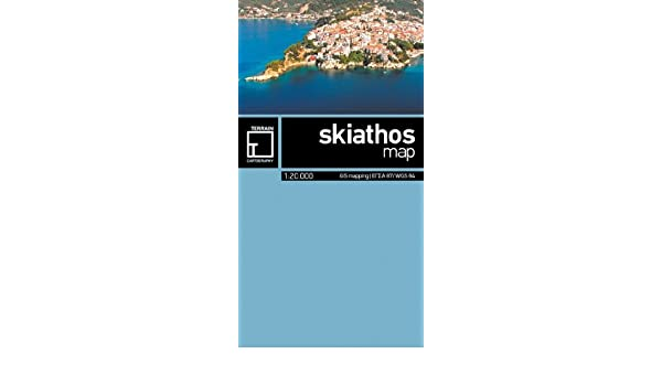 Skiathos Mini Map Terrain Editions (Maps for All): Collective work ...