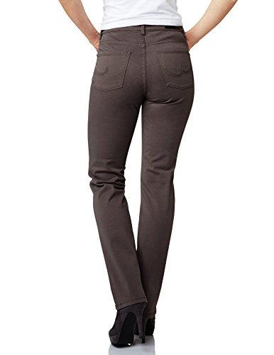 Pioneer Betty - Pantalones Mujer Braun (dark brown 31)