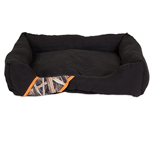 Lounger Camo - Petmate Mossy Oak Assorted Colors Camo Accent Lounger, 19 x 15