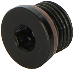 XRP IHP006 -6 Black Internal Hex Aluminum Port Plug