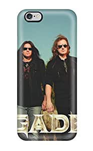 Megadeth In The Wild Case Compatible With Iphone 6 Plus/ Hot Protection Case 7819697K43879060